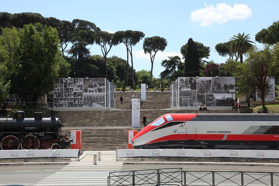 REGIONI E TESTIMONIANZE D'ITALIA<br>150 anni dell'unità d'Italia