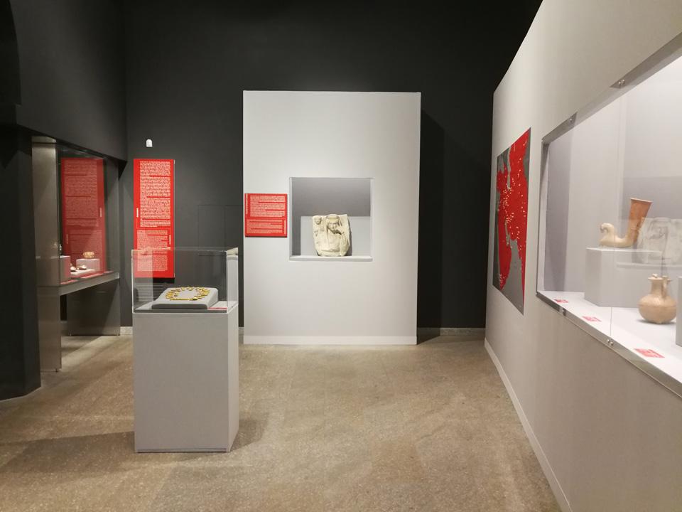 ORIENTI<br>7000 anni di arte asiatica dal Museo delle Civiltà di Roma.